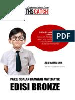 Ramalan Maths Catch Edisi Bronze 2014 - Tingkatan 5 (Add Maths)-1