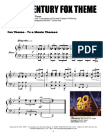 20 Century Fox Theme by Deusdet Coppen