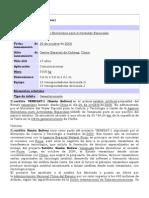 Satelites Simon Bolivar y Miranda