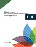 IUCN Statutes