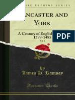 Lancaster and York v1