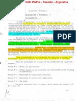 El Criterio de Heideck - Calculo y Desarrollo Por Cortesia Del Dr. Rodolfo Pellice -Tasador - Argentina