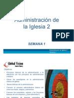 Administracion CLASE1