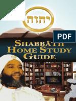 YAHWEH BEN YAHWEH Home Study Guide English