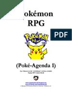 pokémon rpg - pokéagenda 1[completo]