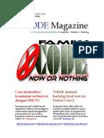 X-code Magazine 1