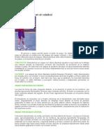Tipos de Saque en El Voleibol