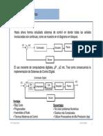 Introducción a los Sistemas Discretos 2013-2