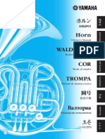 Horn Ownersmanual English