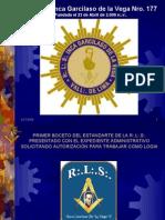 ORÍGENES DEL DERECHO MASÓNICO
