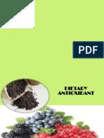 Kuliah 2 - Dietary Antioxidant