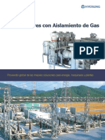 Gas Insulated Switchgear Catalog Spanish June2011