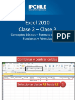 Clase 2 - Clase 3 Excel