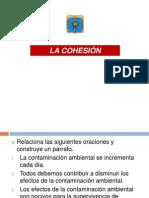 LA COHESIÓN TEXTUAL (2012).pptx