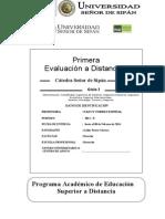 1ra_Evaluación_Distancia_Catedra_2014-0 alumnos