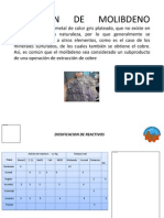 molibdeno ( proyecto)