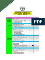 Check-list - Pengurusan Kewangan Sekolah Sekolah