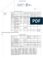 International Standards Comparisons