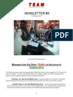 Feb 3rd newsletter