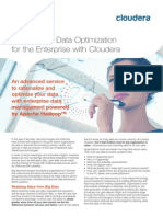 Capgemini-cloudera Data Optimization Brochure