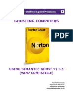Ghosting PCs