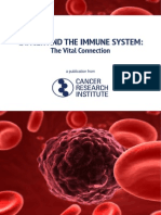 Cancer and the Immune System the Vital Connection