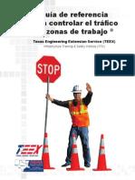 Guia de Referencia Para Controlar El Trafico en Zonas de Trabajo