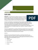 Introduction Soft Skill