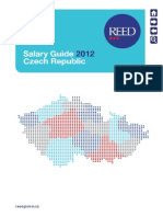 Czech Salary Guide
