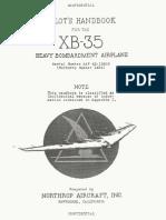 Northrop Xb 35 Pilots Handbook Small