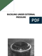 Buckling Under External Pressure