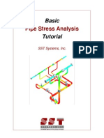 Basic Pipe Stress Analysis Tutorianyrnyrnl
