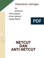 """Keamanan Jaringan """"Netcut Dan Antinetcut"""""""