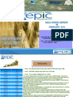 Daily I Forex Market Report by EPIC RESEARCH 6th February 2014
