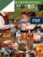 Calendar Gastronomic 2014
