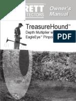 TreasureHound 1525600 D