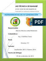 HERRAMIENTAS DE DISEÑO DE SOFTWARE