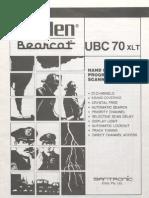 UBC70XLT
