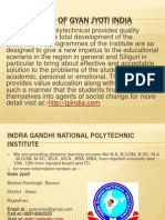 Computer Networking Courses in Indira Gandhi National Polytechnic.