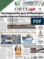 Periódico Norte edición impresa día 6 de febrero 2014