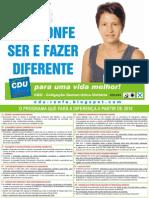 Manifesto Cdu Ronfe