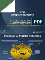 Oral Antiplatelet Agents