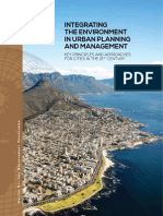 Integrating the environment in urban planning and management
