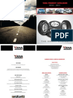 Yana Catalogue