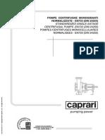 Caprari NC50 - 100 Water Pump