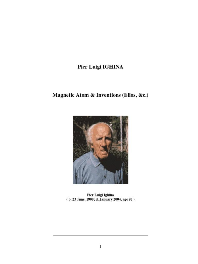 Pierluigi Ighina L Atomo Magnetico Pdf Reader - livincapital