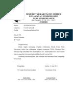 Surat Permohonan Bibit Prhutani