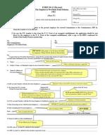 Pf sample form.