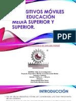 Dispositivos móviles en la Educación Media2
