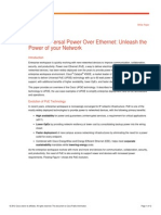 Cisco Universal Power Over Ethernet